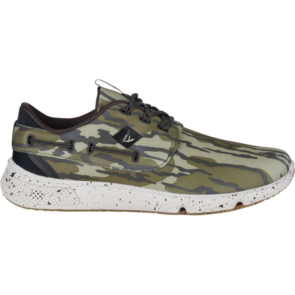 スペリー Sperry Top-Sider Shoes】Camo メンズ シューズ Seas Boat・靴 デッキシューズ【Seven Seas 3-Eye Boat Shoes】Camo, シューズショップ M-Star:957b54b7 --- officewill.xsrv.jp