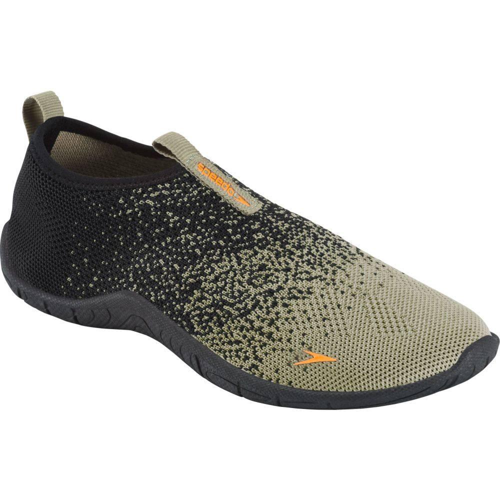 スピード Speedo メンズ ウォーターシューズ シューズ・靴【surf knit water shoes】Olive