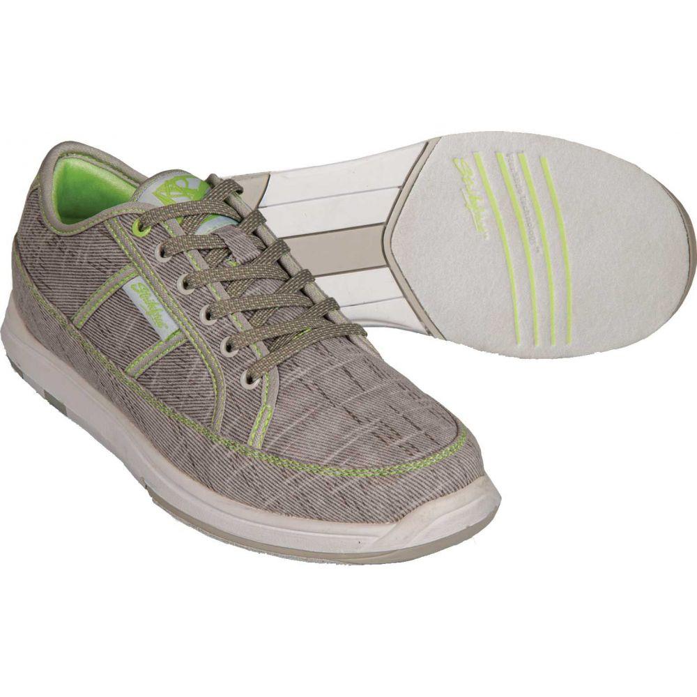 ストライクフォース Strikeforce レディース ボウリング シューズ・靴【ivy bowling shoes】Grey/Green
