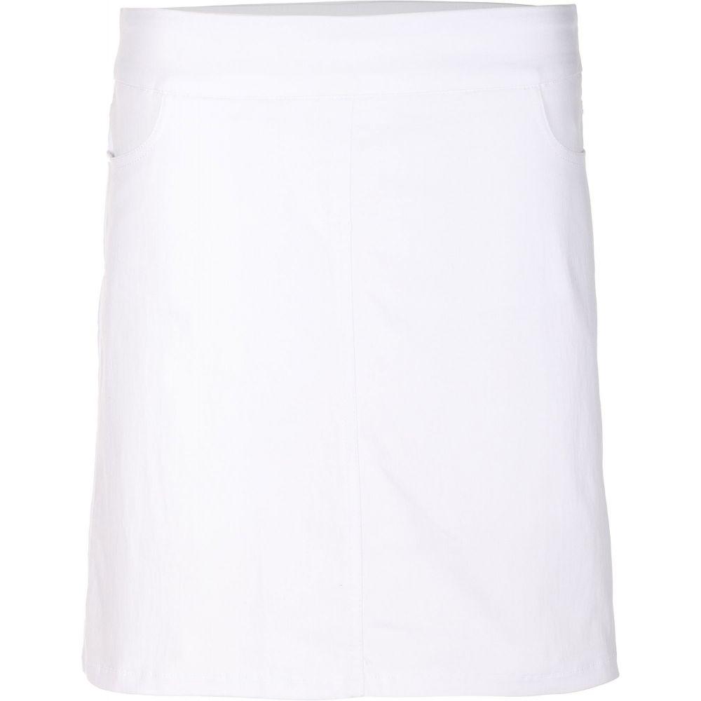 スポーツ ハーレイ Sport Haley レディース ゴルフ ボトムス・パンツ【Slim-Sation Golf Skort】White