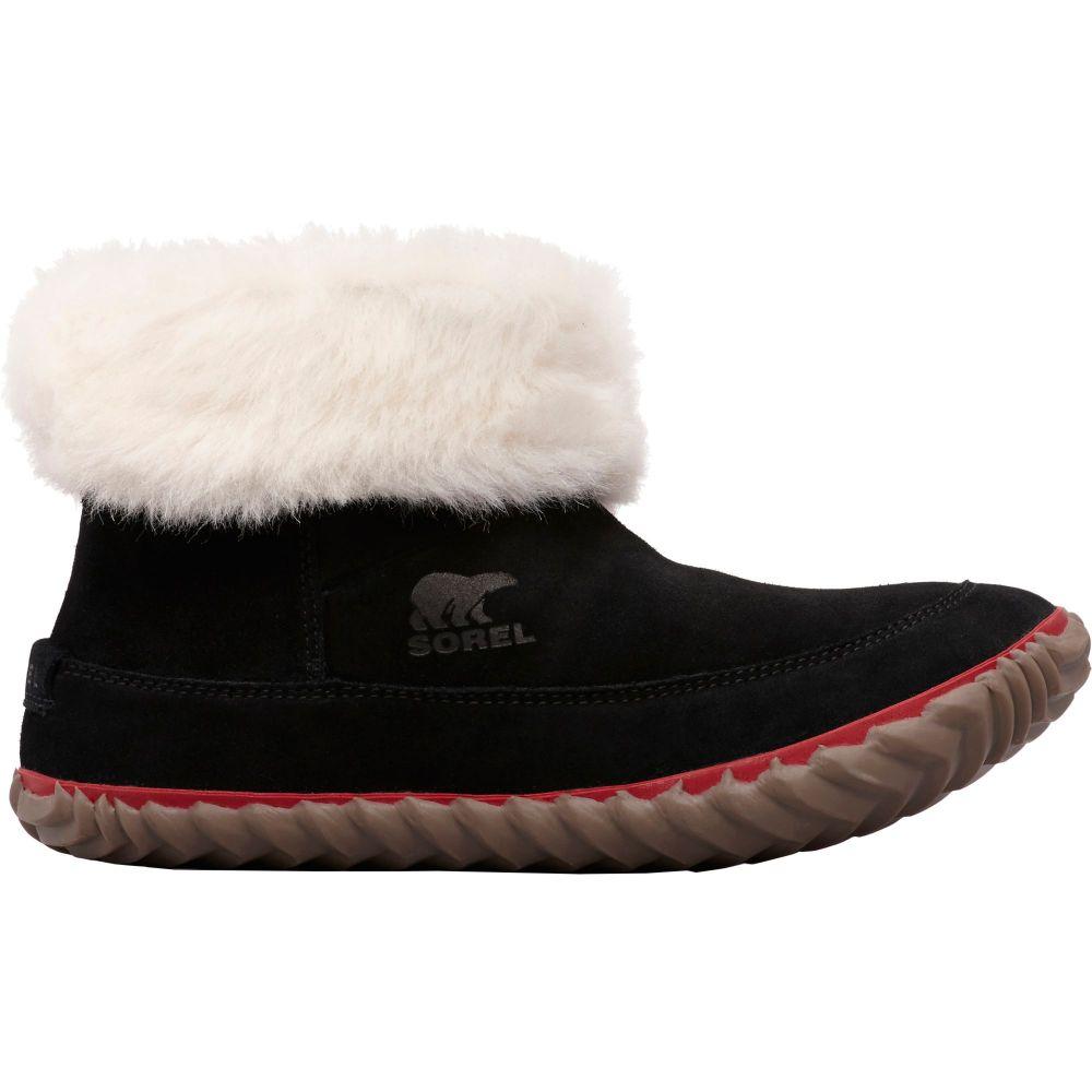 ソレル SOREL レディース シューズ・靴 ブーツ【Out n About Bootie Winter Boots】Black