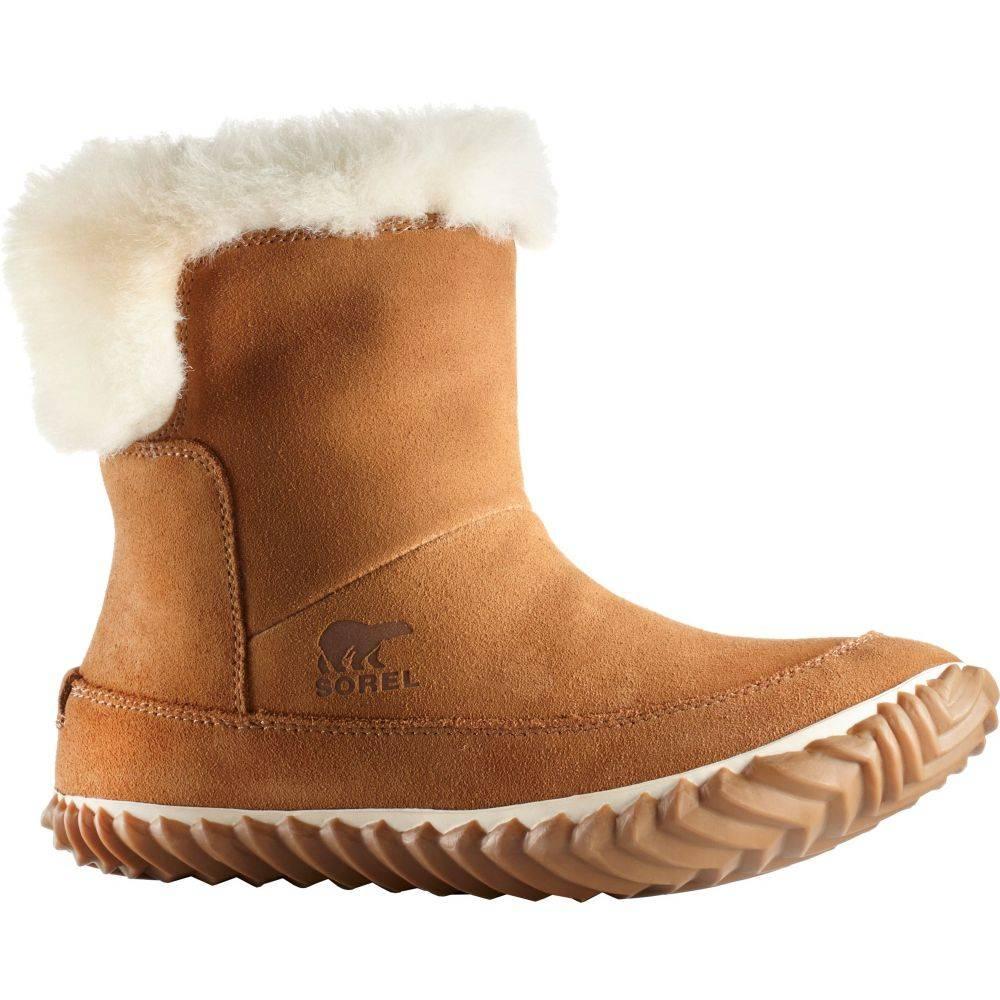 ソレル SOREL レディース シューズ・靴 ブーツ【Out n About Bootie Winter Boots】Elk