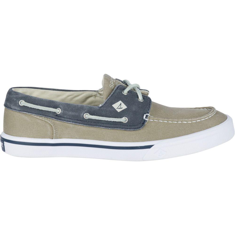 スペリー Sperry Bahama Washed Top-Sider メンズ シューズ・靴 デッキシューズ【Sperry Shoes】Taupe Bahama II Boat Washed Casual Shoes】Taupe, ヤトミチョウ:467b56ad --- officewill.xsrv.jp