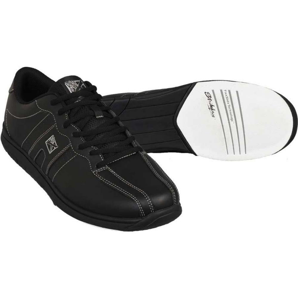 ストライクフォース Strikeforce メンズ ボウリング シューズ・靴【o.p.p. bowling shoes】Black