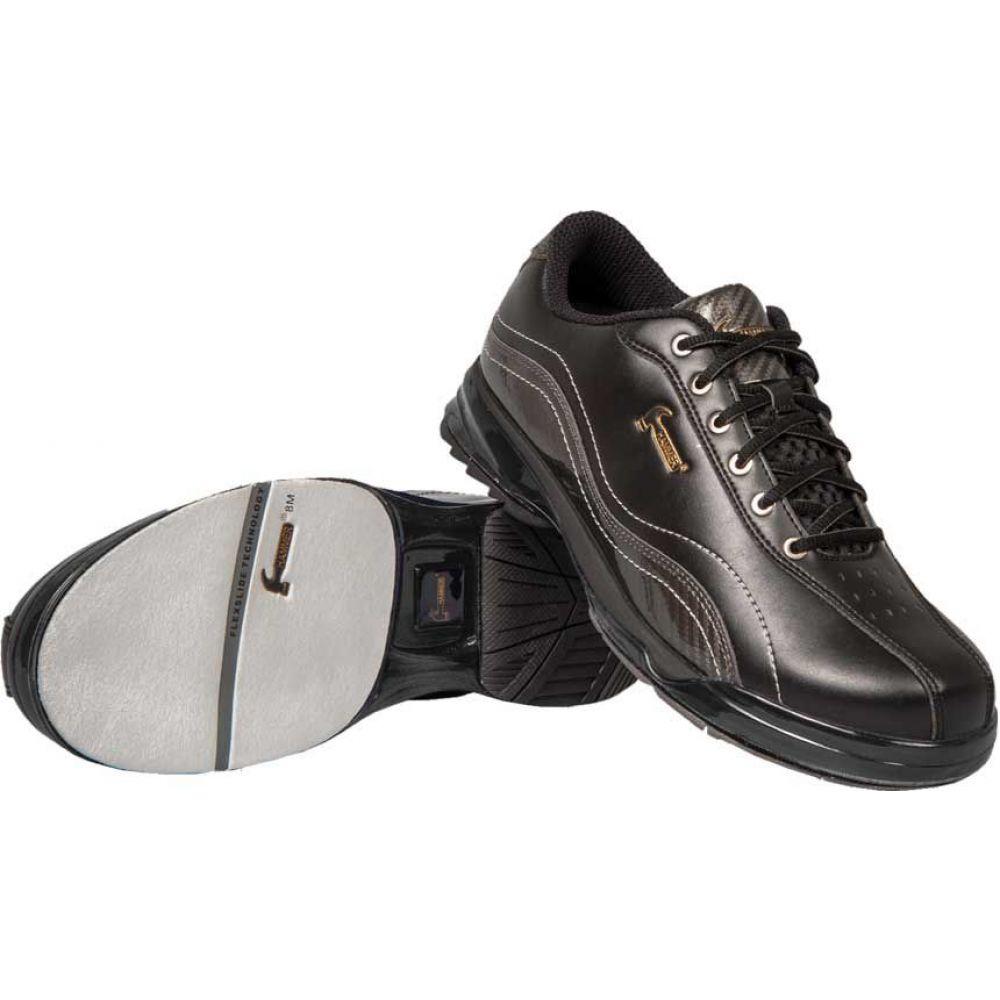 ストライクフォース Strikeforce メンズ ボウリング シューズ・靴【hammer force bowling shoes】Black/Carbon