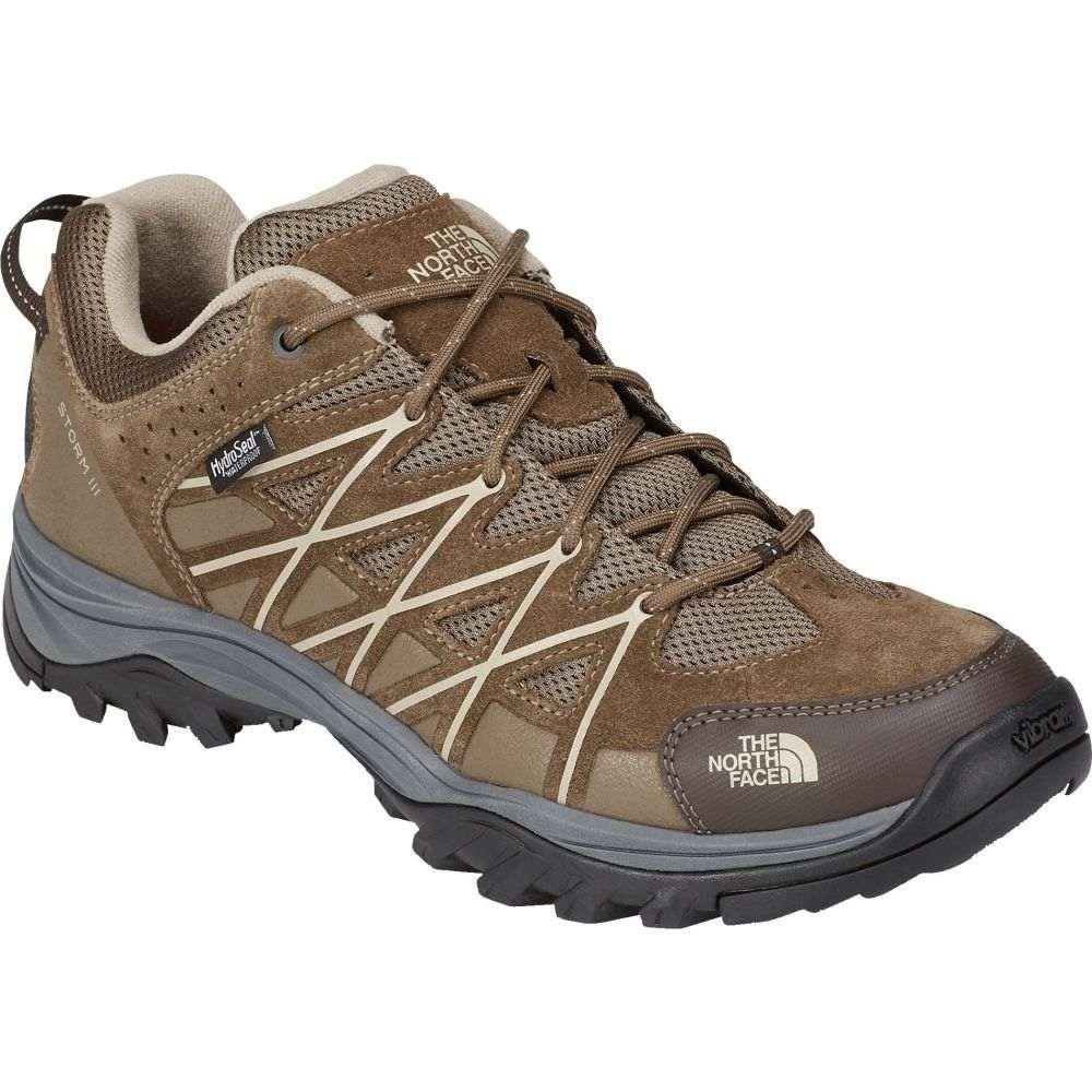 ザ ノースフェイス The North Face メンズ ハイキング・登山 シューズ・靴【storm iii waterproof hiking shoes】Weimaraner Brown/Shroom