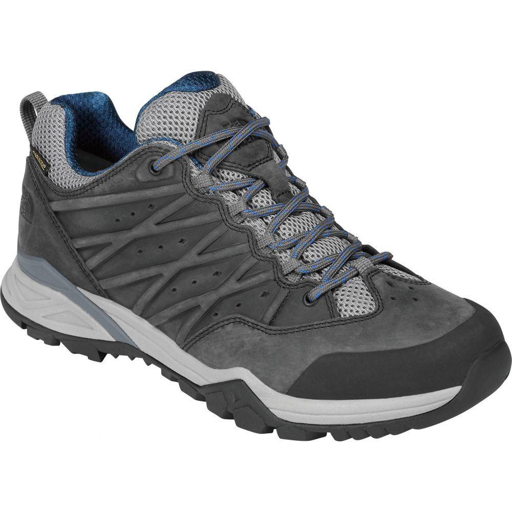 ザ ノースフェイス The North Face メンズ ハイキング・登山 シューズ・靴【hedgehog ii gtx waterproof hiking shoes】Zinc Grey/Shady Blue
