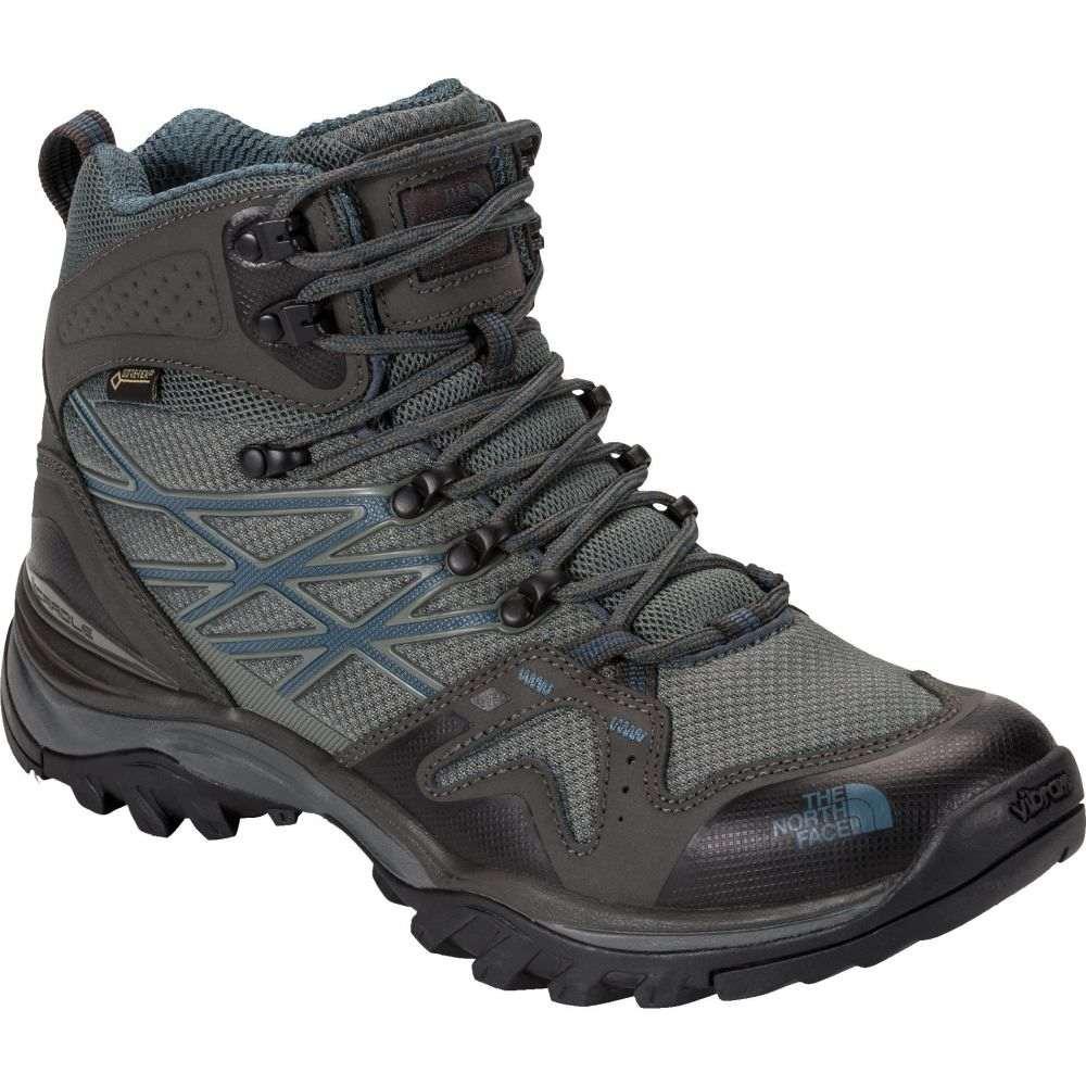 ザ ノースフェイス The North Face メンズ ハイキング・登山 ブーツ シューズ・靴【hedgehog fastpack mid gtx waterproof hiking boots】Graphite Grey/Slate Blue