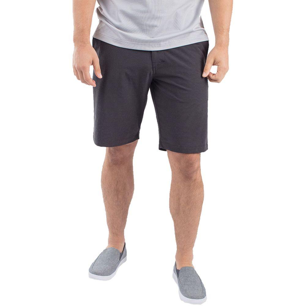 トラビスマシュー TravisMathew メンズ ゴルフ ボトムス・パンツ【Beck Golf Shorts】Black
