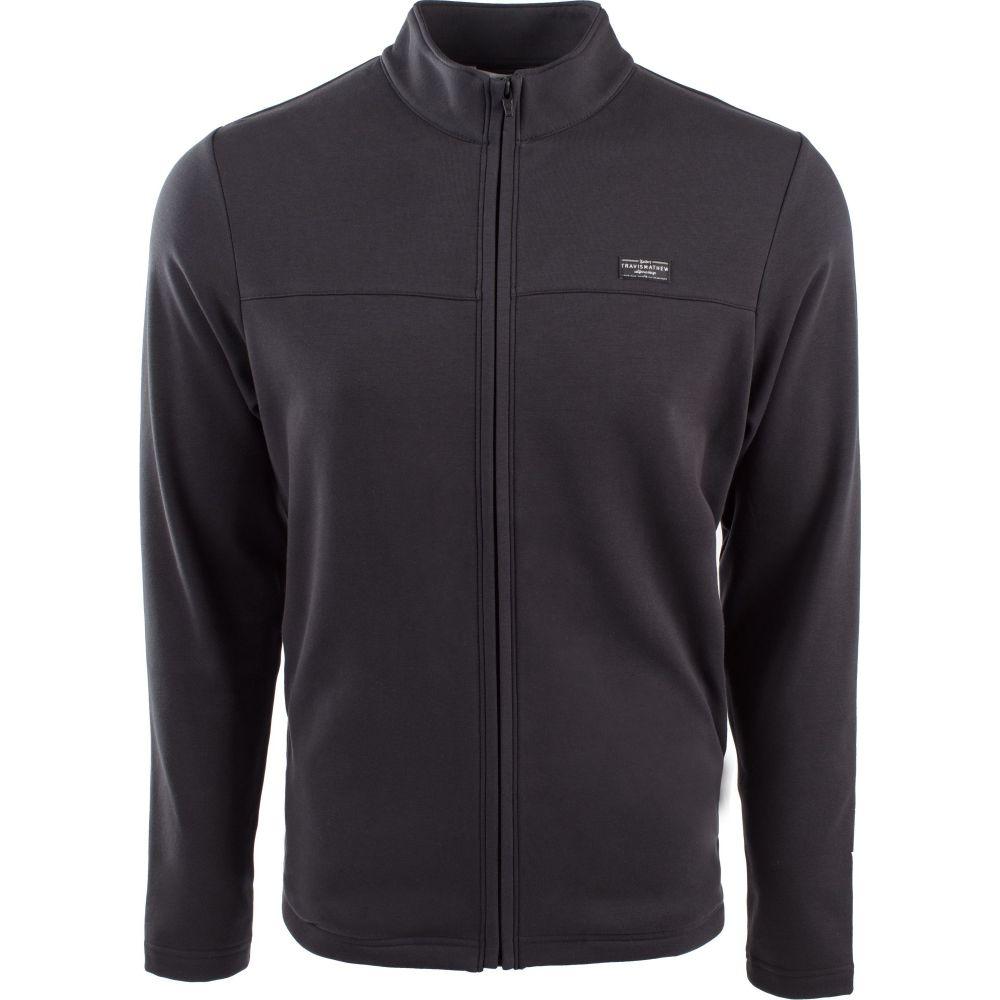 トラビスマシュー TravisMathew メンズ ゴルフ アウター【Koozie Golf Jacket】Black