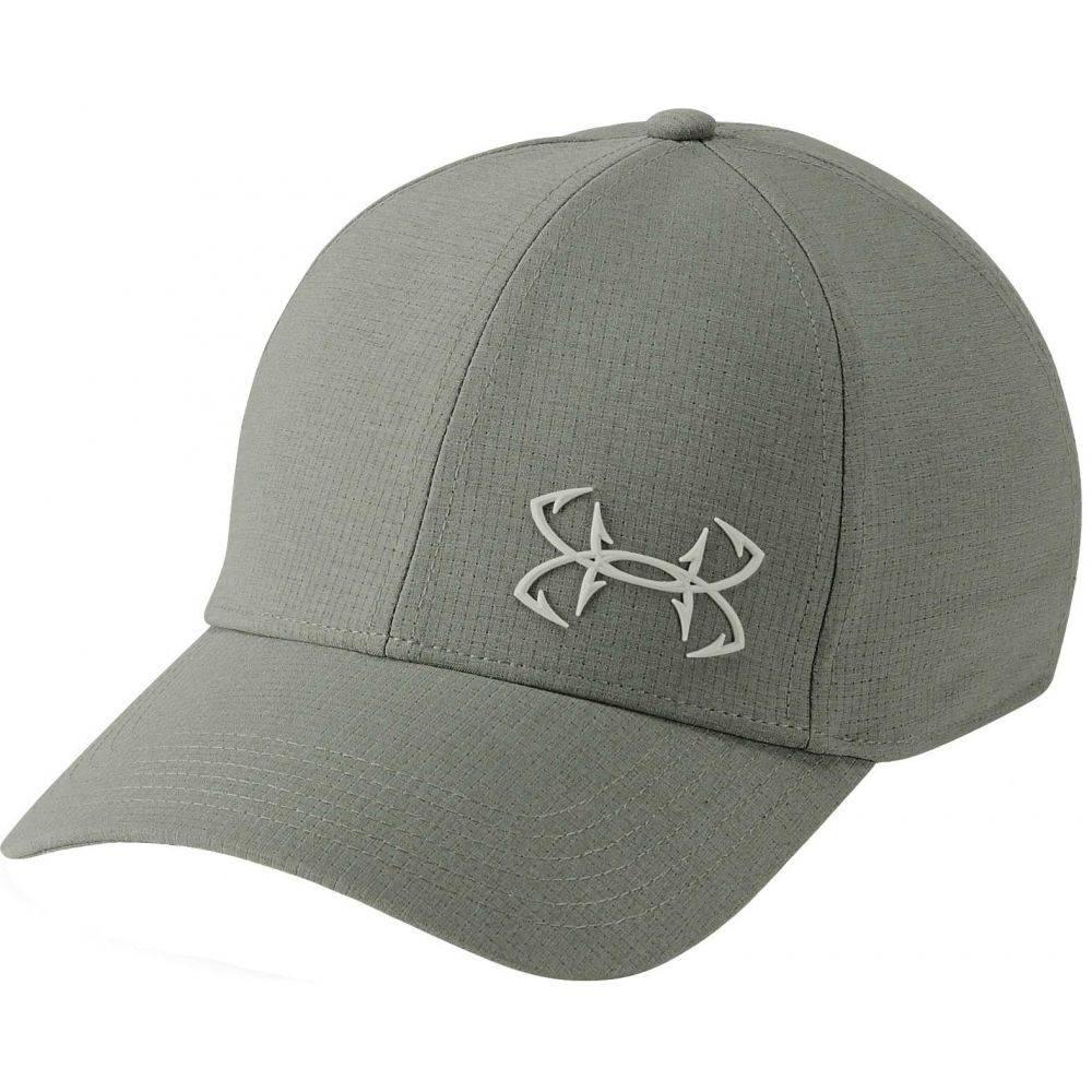 アンダーアーマー Under Armour メンズ 釣り・フィッシング【CoolSwitch ArmourVent Fishing Hat】Moss Green