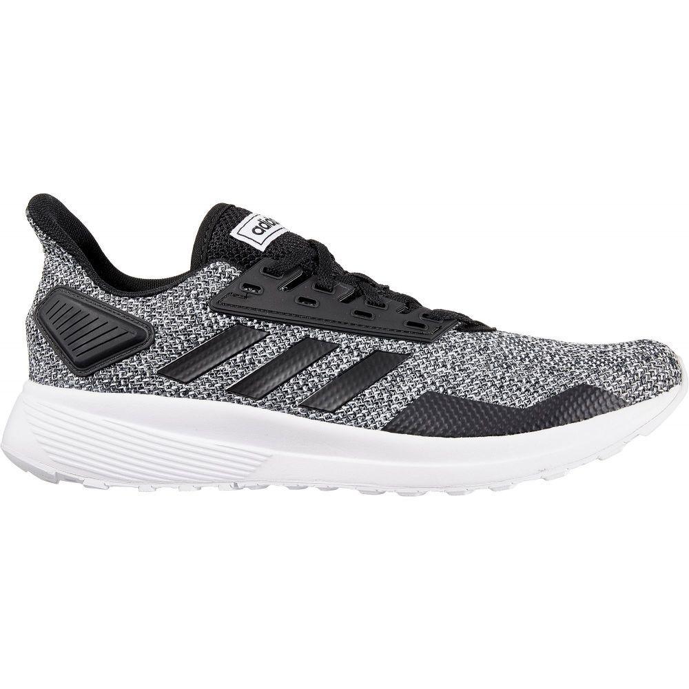 アディダス adidas メンズ ランニング・ウォーキング シューズ・靴【Duramo 9 Running Shoes】Black/Grey/White