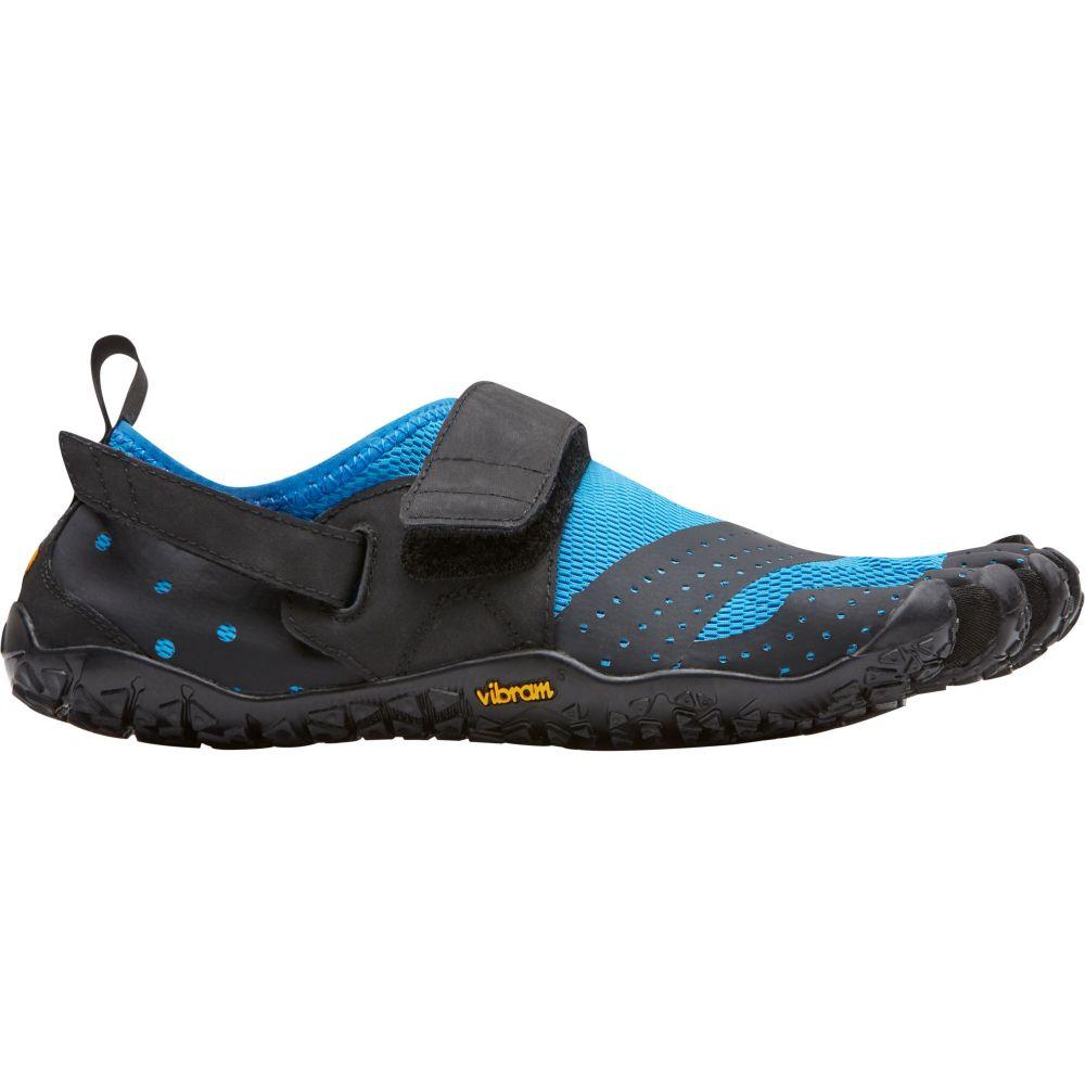 ビブラム Vibram メンズ ウォーターシューズ シューズ・靴【fivefingers v-aqua water shoes】Blue/Black