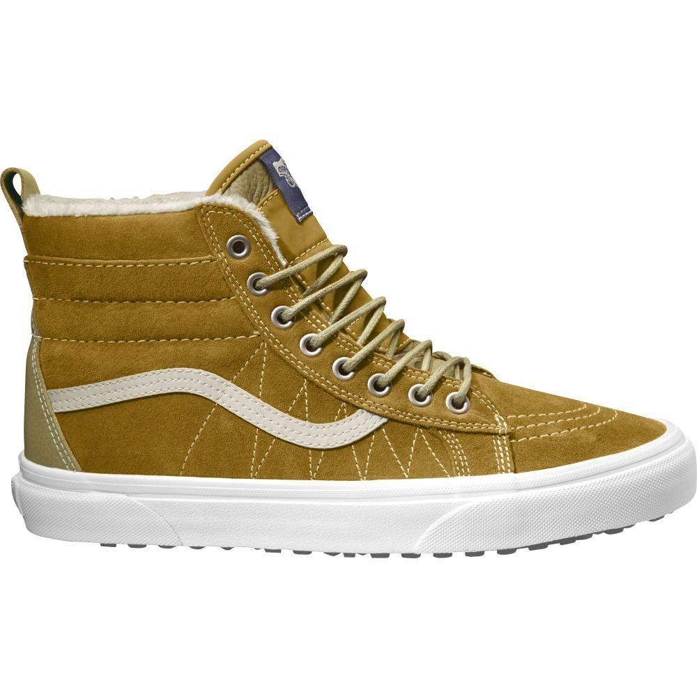 ヴァンズ Vans メンズ スケートボード シューズ・靴【SK8-Hi MTE Shoes】Yellow/White