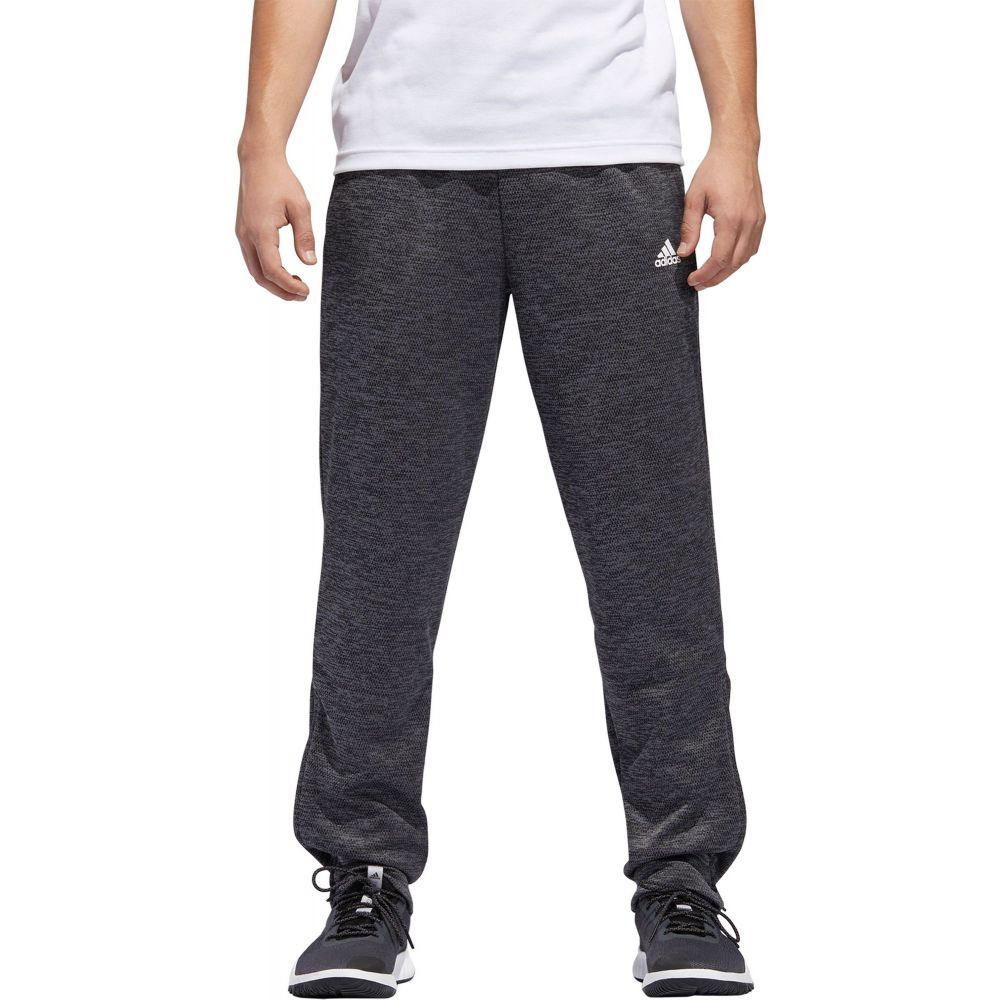 アディダス adidas メンズ フィットネス・トレーニング ボトムス・パンツ【Team Issue Fleece Pants】Dgh