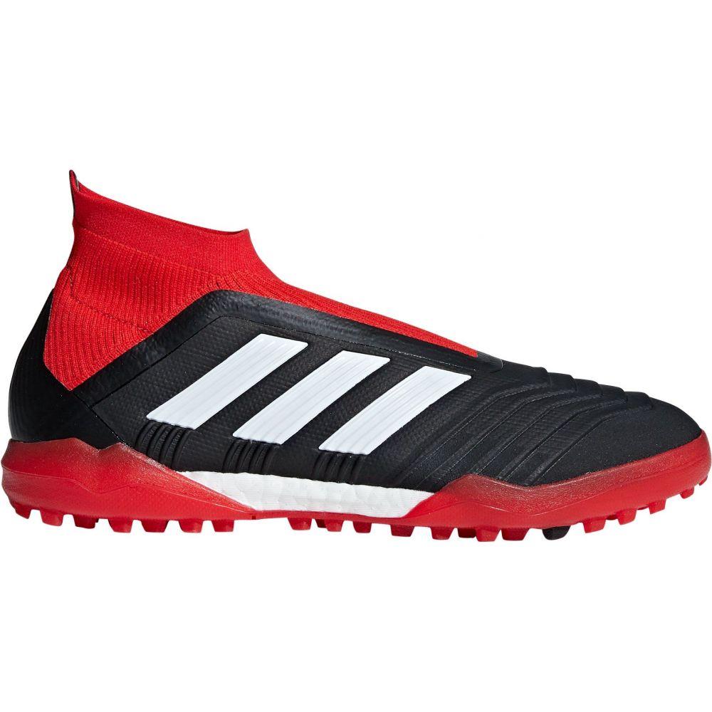 アディダス adidas メンズ サッカー シューズ・靴【Predator 18+ Turf Soccer Cleats】Black/Red