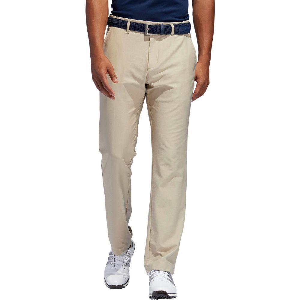 アディダス adidas メンズ ゴルフ ボトムス・パンツ【Ultimate365 Classic Golf Pants】Raw Gold
