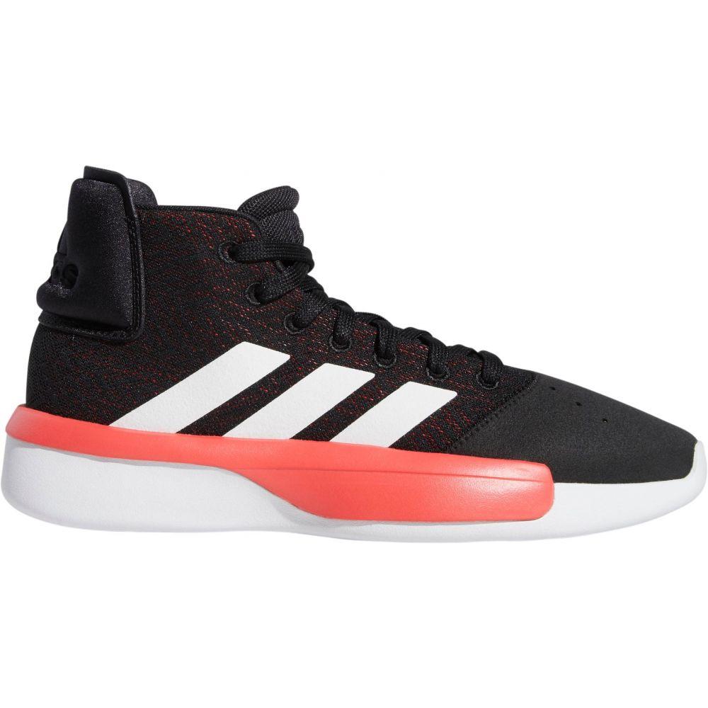 アディダス adidas メンズ バスケットボール シューズ・靴【Pro Adversary 2019 Basketball Shoes】Black/White/Red