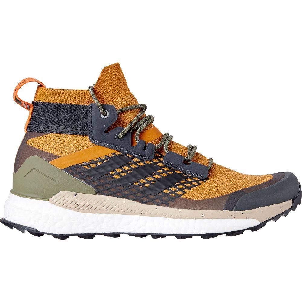 アディダス adidas メンズ ハイキング・登山 シューズ・靴【Terrex Free Hiker Hiking Boots】Mesa/Black/Orange