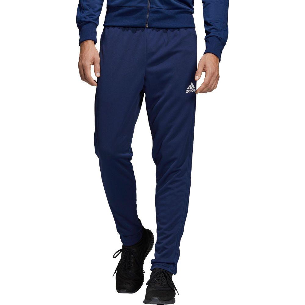 アディダス adidas メンズ フィットネス・トレーニング ボトムス・パンツ【Condivo 18 Soccer Training Pant】Dark Blue/White