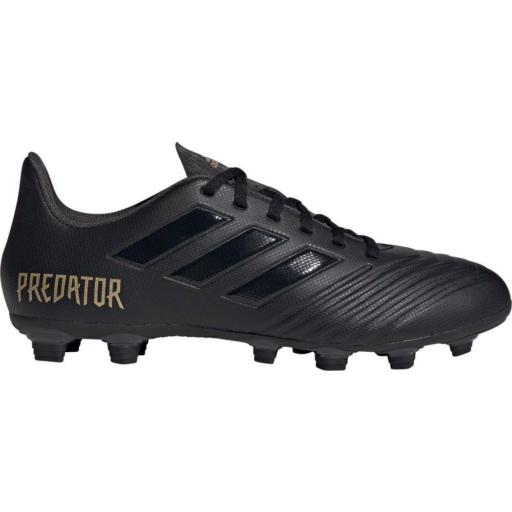 アディダス adidas メンズ サッカー シューズ・靴【Predator 19.4 FXG Soccer Cleats】Black/Black