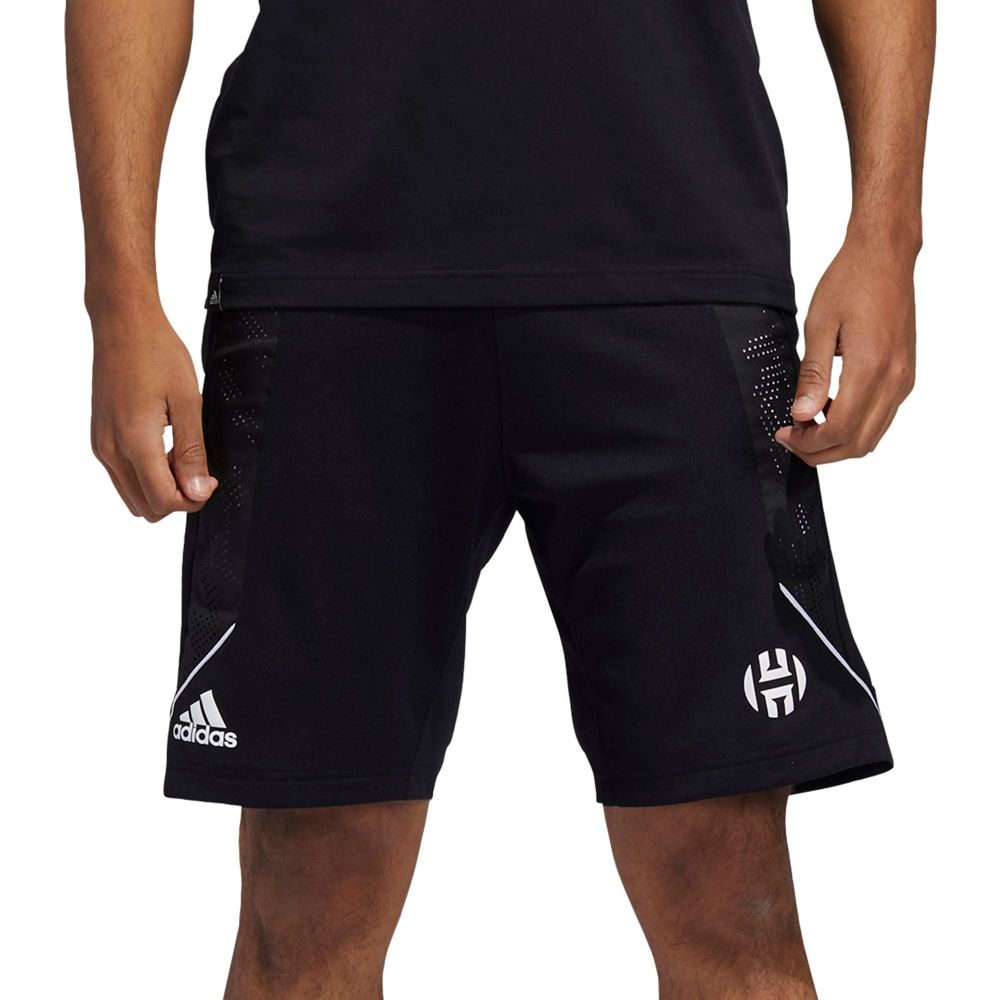 アディダス adidas メンズ バスケットボール ボトムス・パンツ【Harden Swagger Basketball Shorts】Black