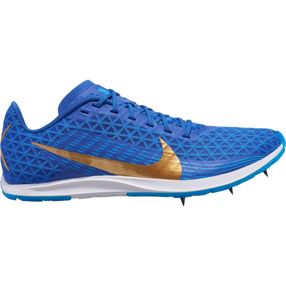 ナイキ Nike メンズ 陸上 シューズ・靴【Zoom Rival XC Cross Country Shoes】Blue/Gold