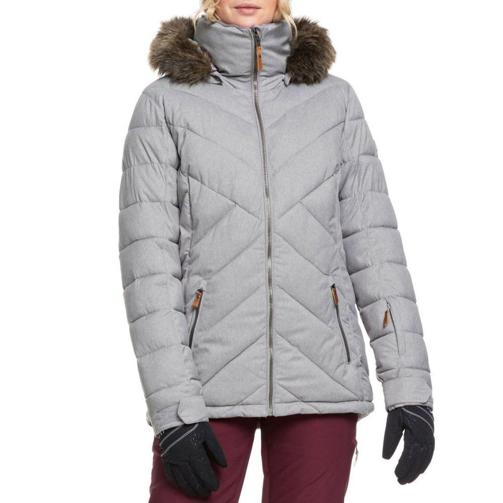 ロキシー Roxy レディース スキー・スノーボード アウター【Quinn Snow Jacket】Heather Grey