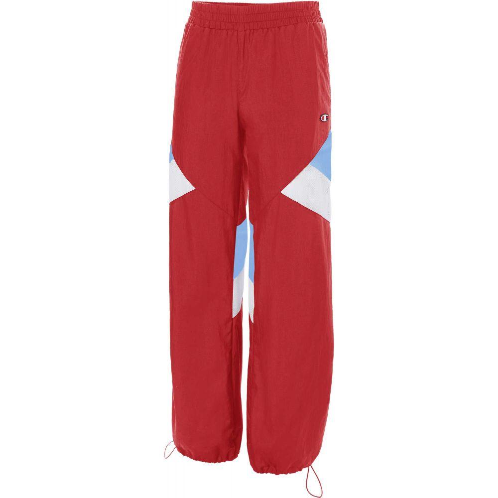 チャンピオン Champion レディース ボトムス・パンツ【Warm-Up Pants】Red White Blue