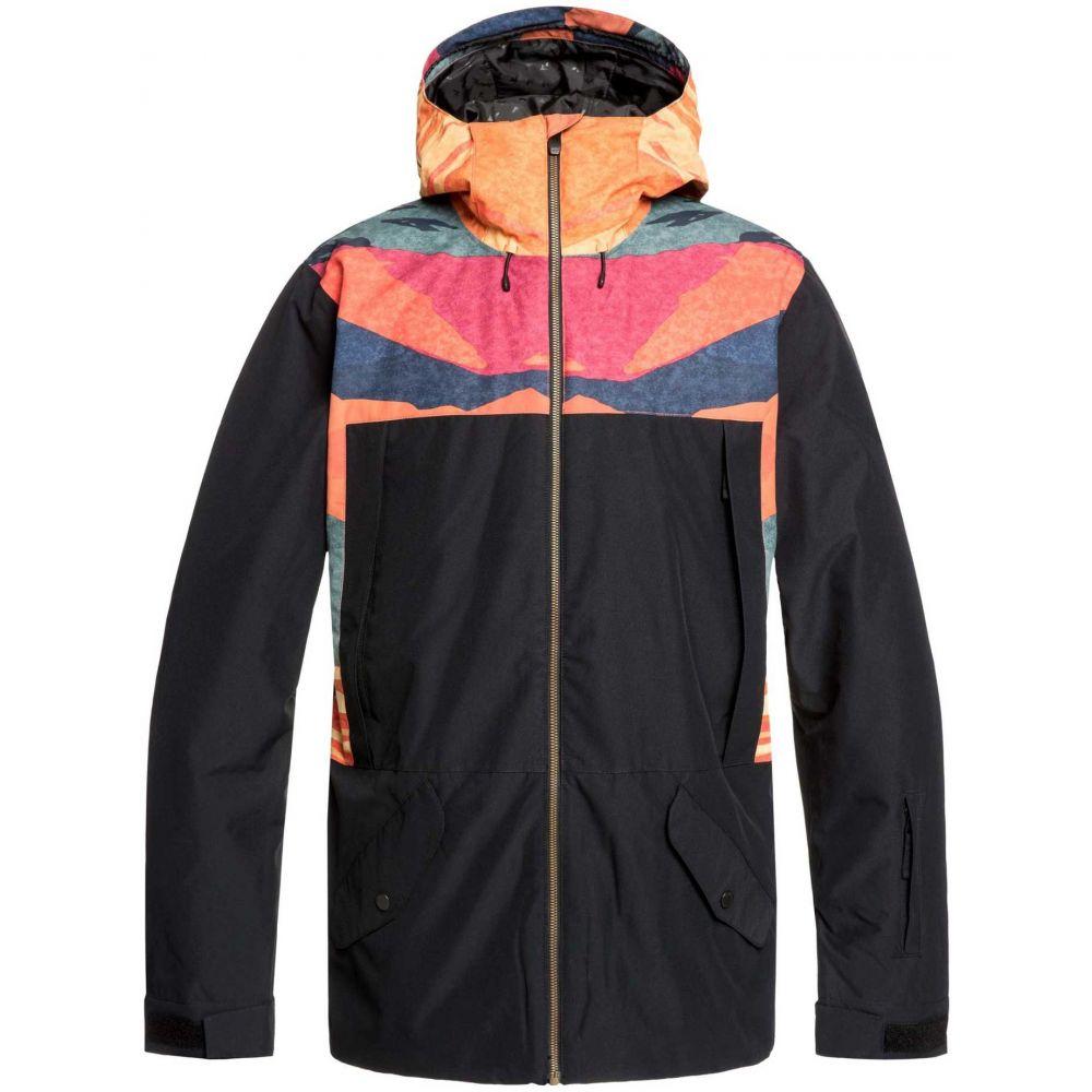 クイックシルバー Quiksilver メンズ アウター ジャケット【TR Ambition Snow Jacket】Apricot Orange