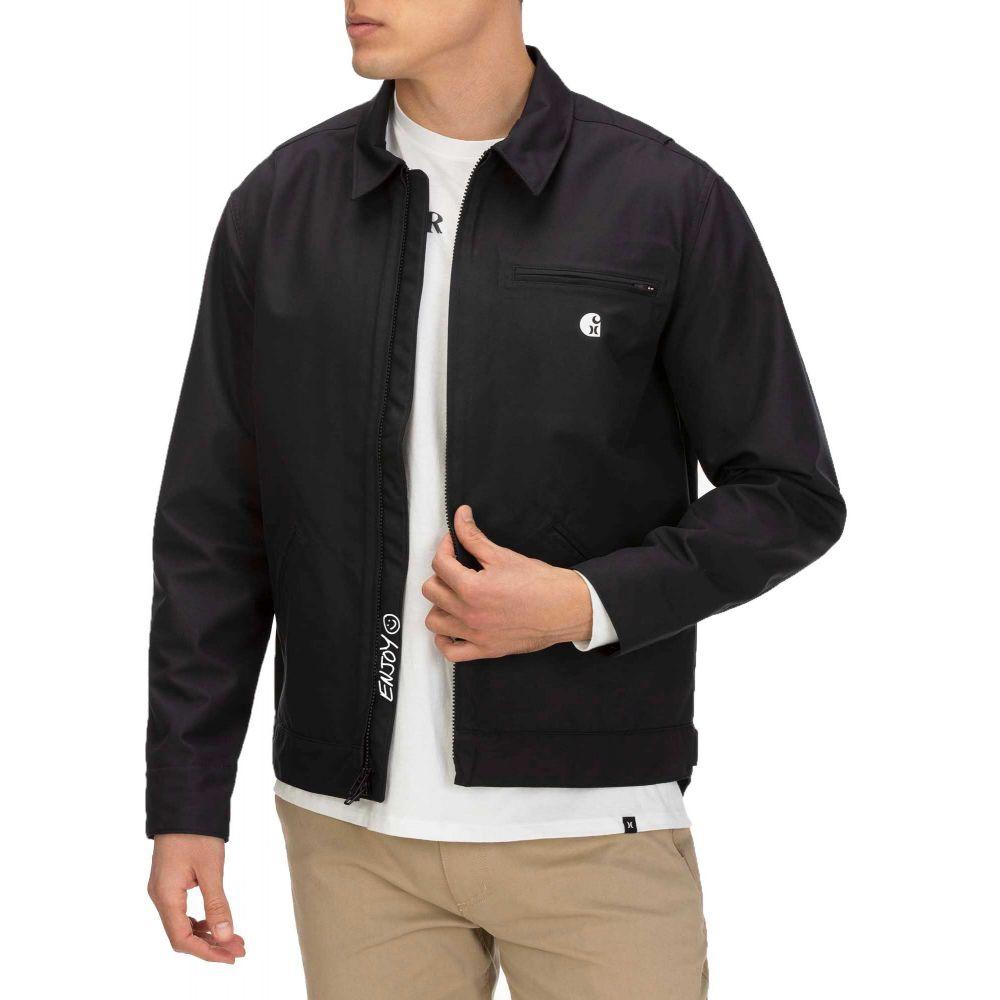 ハーレー Hurley メンズ アウター ジャケット【Carhartt X Detroit Jacket】Black