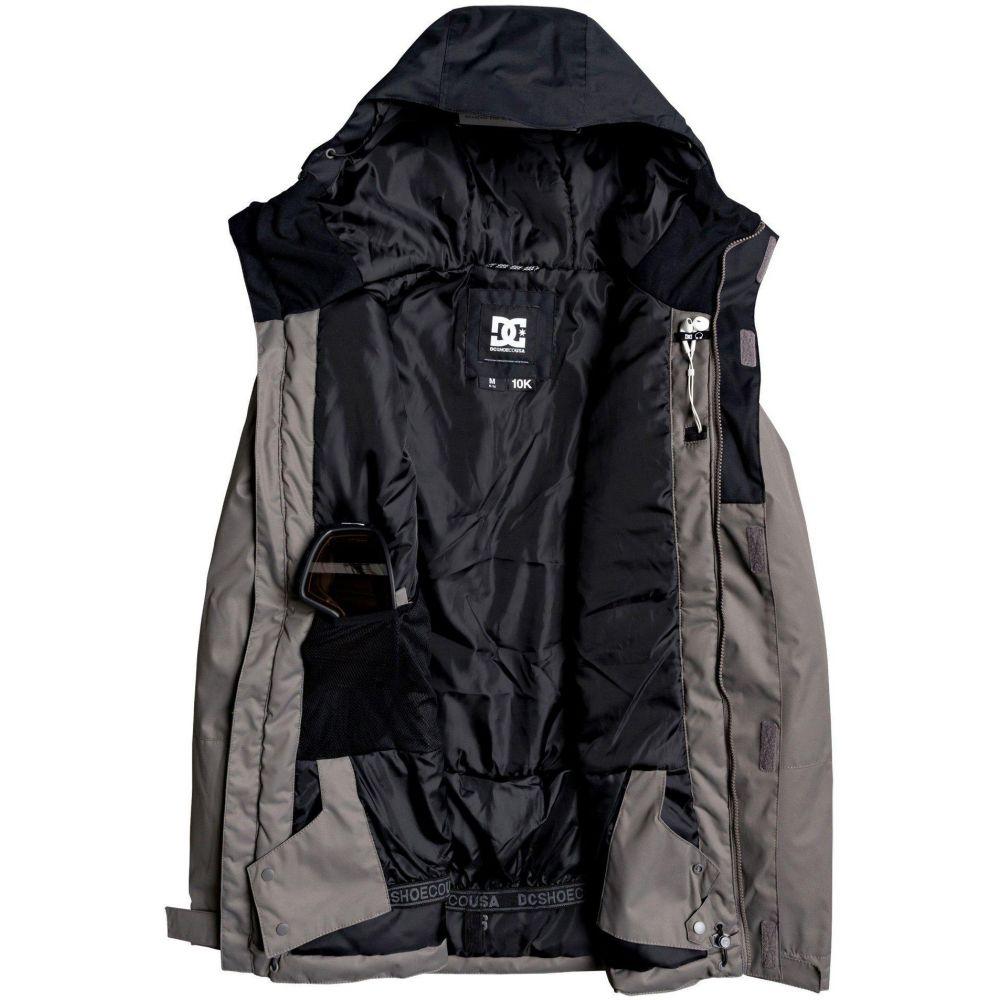 ディーシー DC Shoes メンズ アウター ジャケット【Defy Snow Jacket】Black
