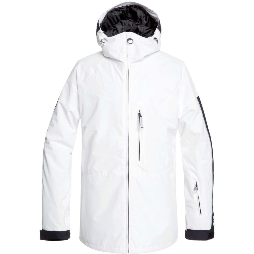 ディーシー DC Shoes メンズ アウター ジャケット【Retrospect Snow Jacket】White