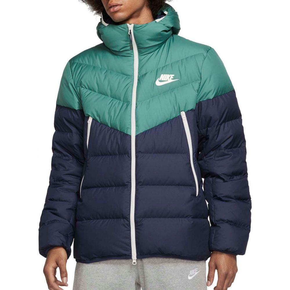 ナイキ Nike メンズ アウター ダウン・中綿ジャケット【Sportswear Windrunner Down Jacket】Bicstal/Obsdn/Obsdn/Sil