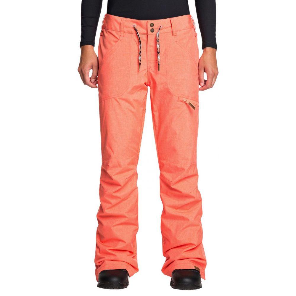 ロキシー Roxy レディース スキー・スノーボード ボトムス・パンツ【Nadia Snow Pants】Living Coral