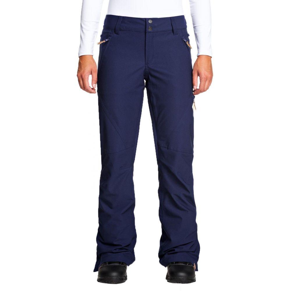 ロキシー Roxy レディース スキー・スノーボード ボトムス・パンツ【Cabin Snow Pants】Medieval Blue