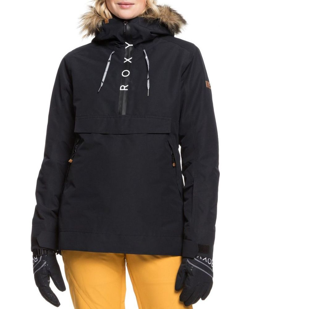 ロキシー Roxy レディース スキー・スノーボード アウター【Shelter Snow Jacket】True Black