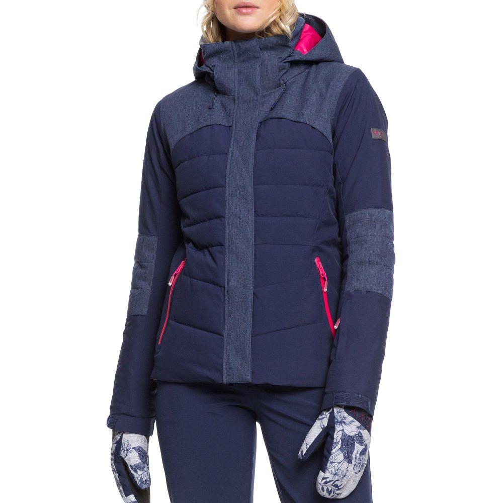 ロキシー Roxy レディース スキー・スノーボード アウター【Dakota Snow Jacket】Medieval Blue