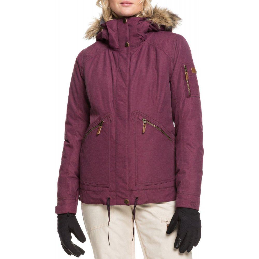 ロキシー Roxy レディース スキー・スノーボード アウター【Meade Snow Jacket】Grape Wine