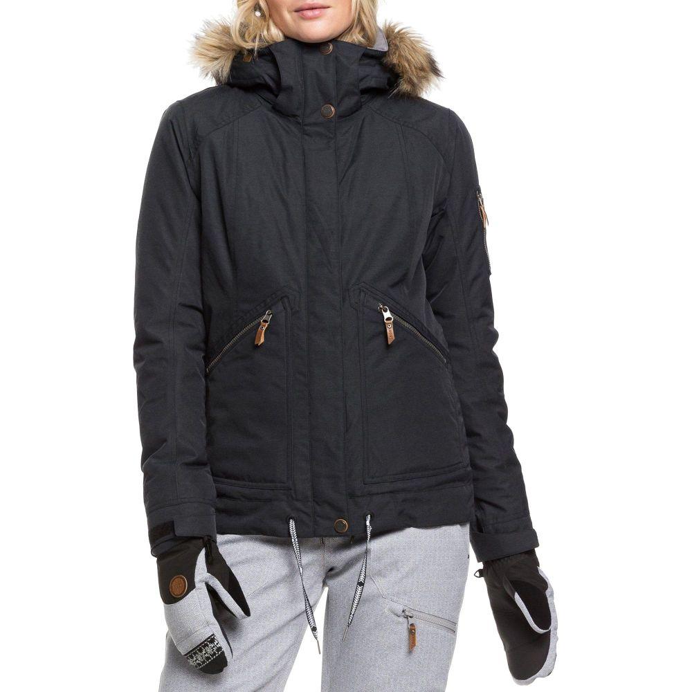 ロキシー Roxy レディース スキー・スノーボード アウター【Meade Snow Jacket】True Black