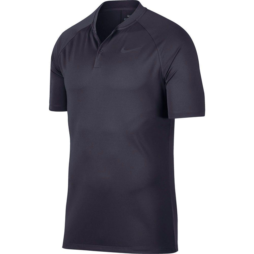 ナイキ Nike メンズ ゴルフ トップス【Dry Momentum Blade Collar Golf Polo】Gridiron
