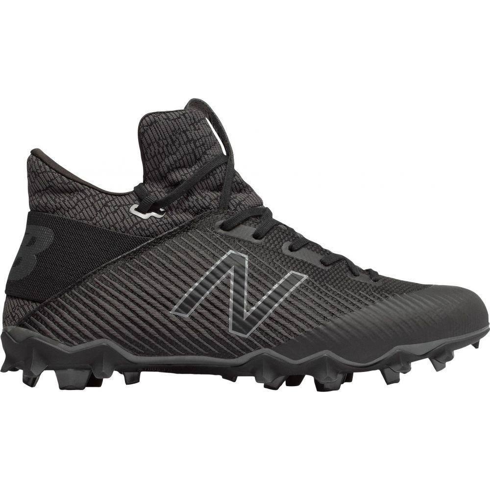 ニューバランス New Balance メンズ ラクロス シューズ・靴【Freeze LX 2.0 Lacrosse Cleats】Black/Black