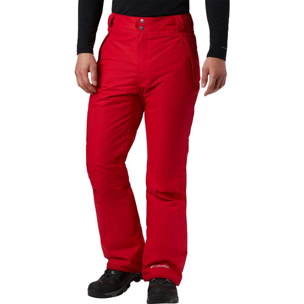 コロンビア Columbia メンズ ボトムス・パンツ【Ride On Pants 31.5'】Mountain Red