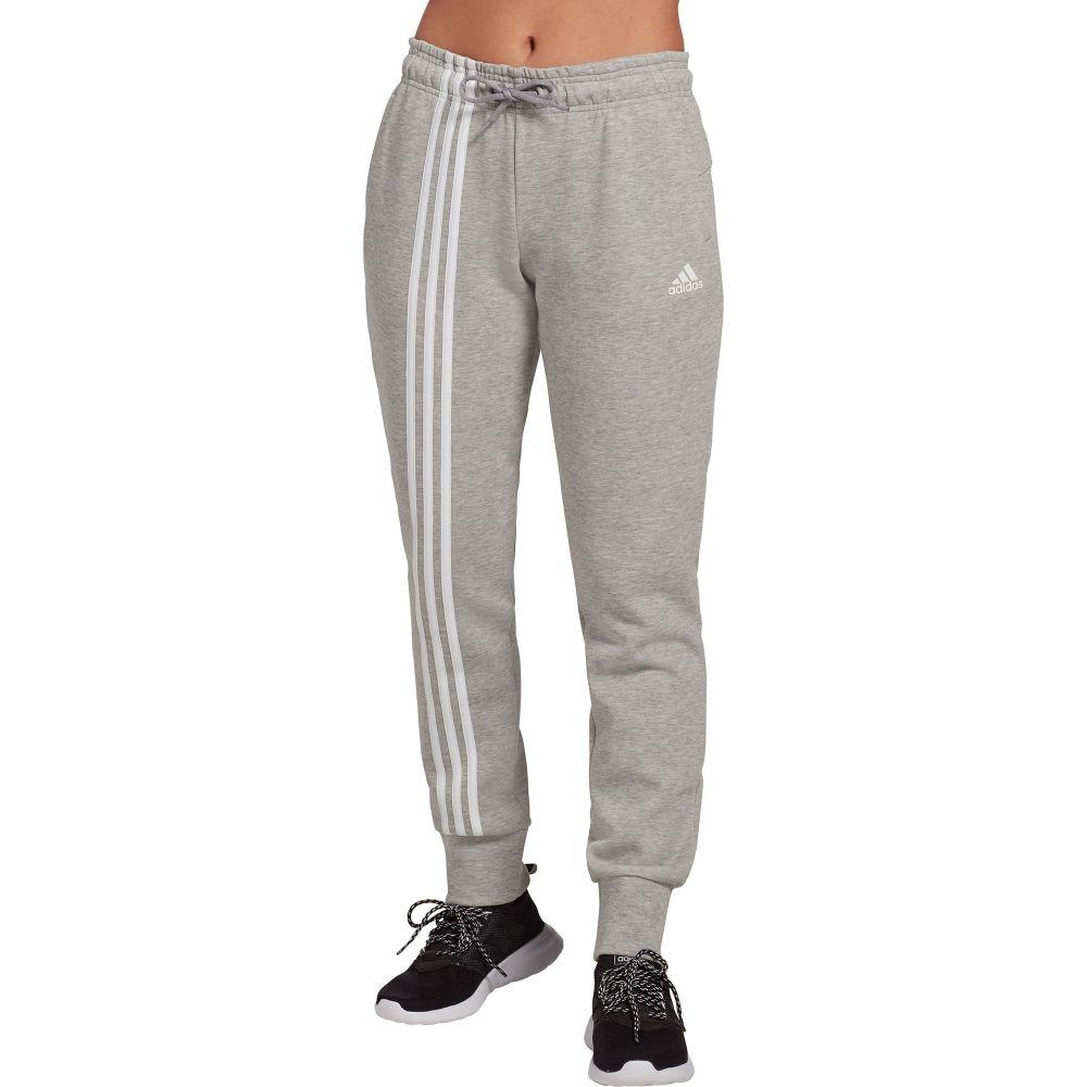 アディダス adidas レディース ボトムス・パンツ ジョガーパンツ【Must Haves 3-Stripes Joggers】Mgh/White