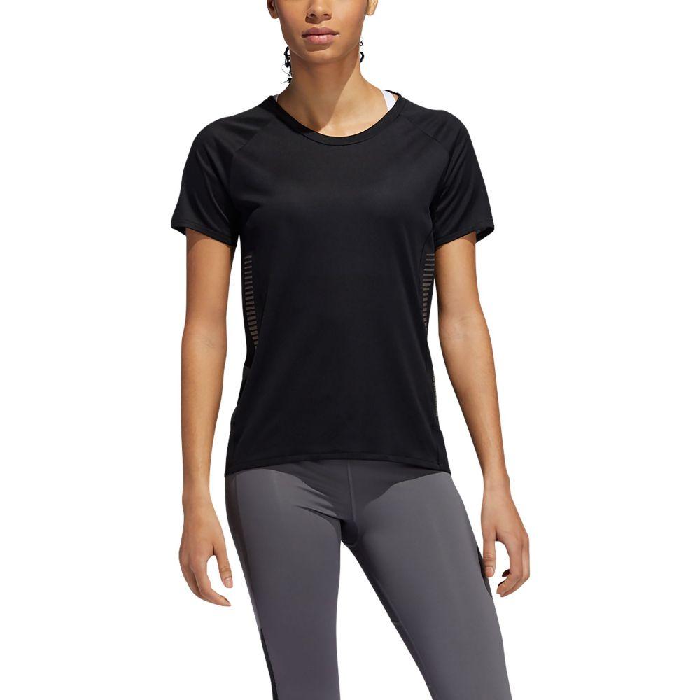 アディダス adidas レディース トップス Tシャツ【25/7 T-Shirt】Black