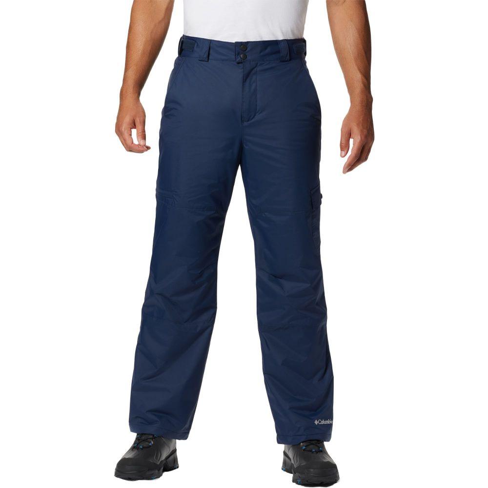 コロンビア Columbia メンズ スキー・スノーボード ボトムス・パンツ【Snow Gun Pants】Collegiate Navy