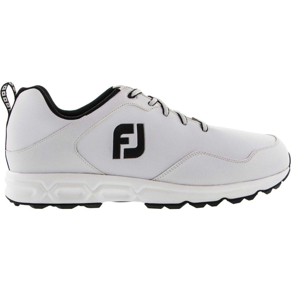 フットジョイ FootJoy メンズ ゴルフ シューズ・靴【Golf Athletics Golf Shoes (Previous Season Style)】White/Black