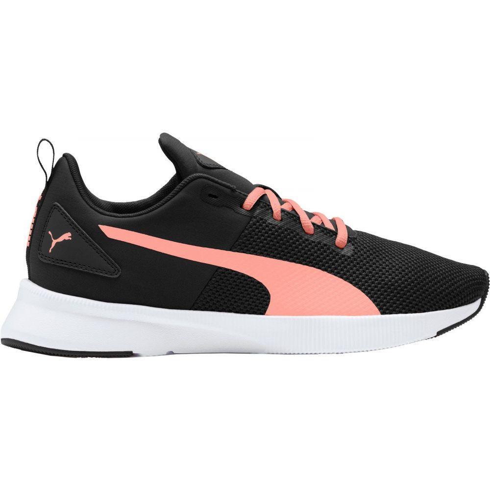 プーマ PUMA レディース ランニング・ウォーキング シューズ・靴【Flyer Runner Shoes】Black/Coral