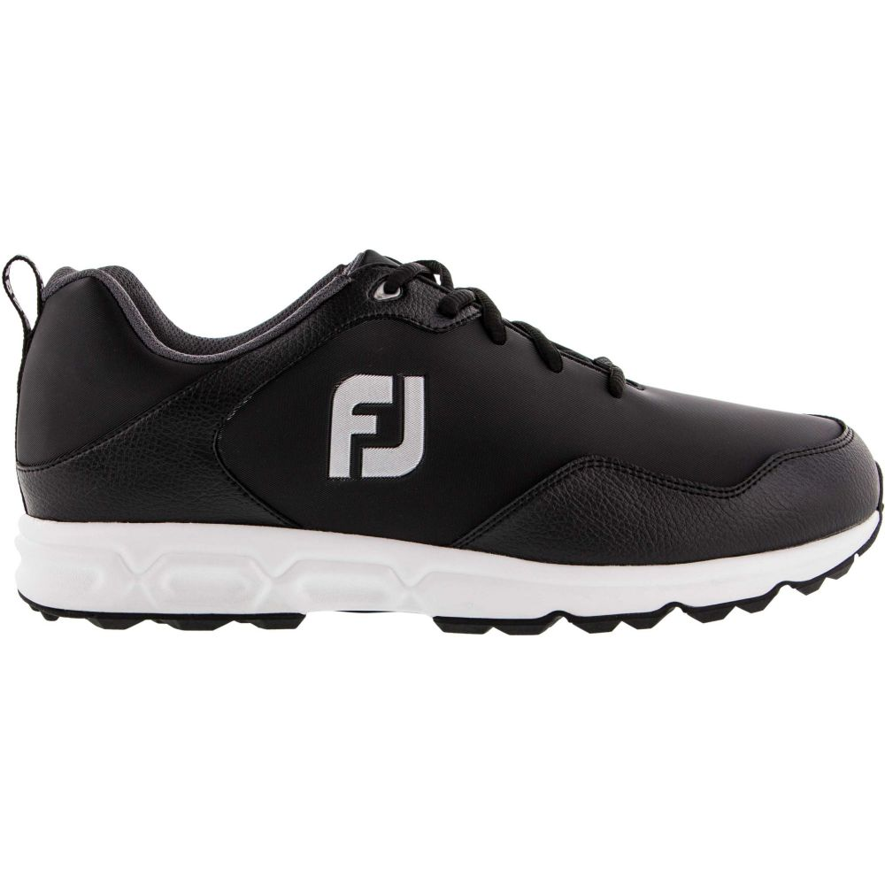 フットジョイ FootJoy メンズ ゴルフ シューズ・靴【Golf Athletics Golf Shoes (Previous Season Style)】Black/White