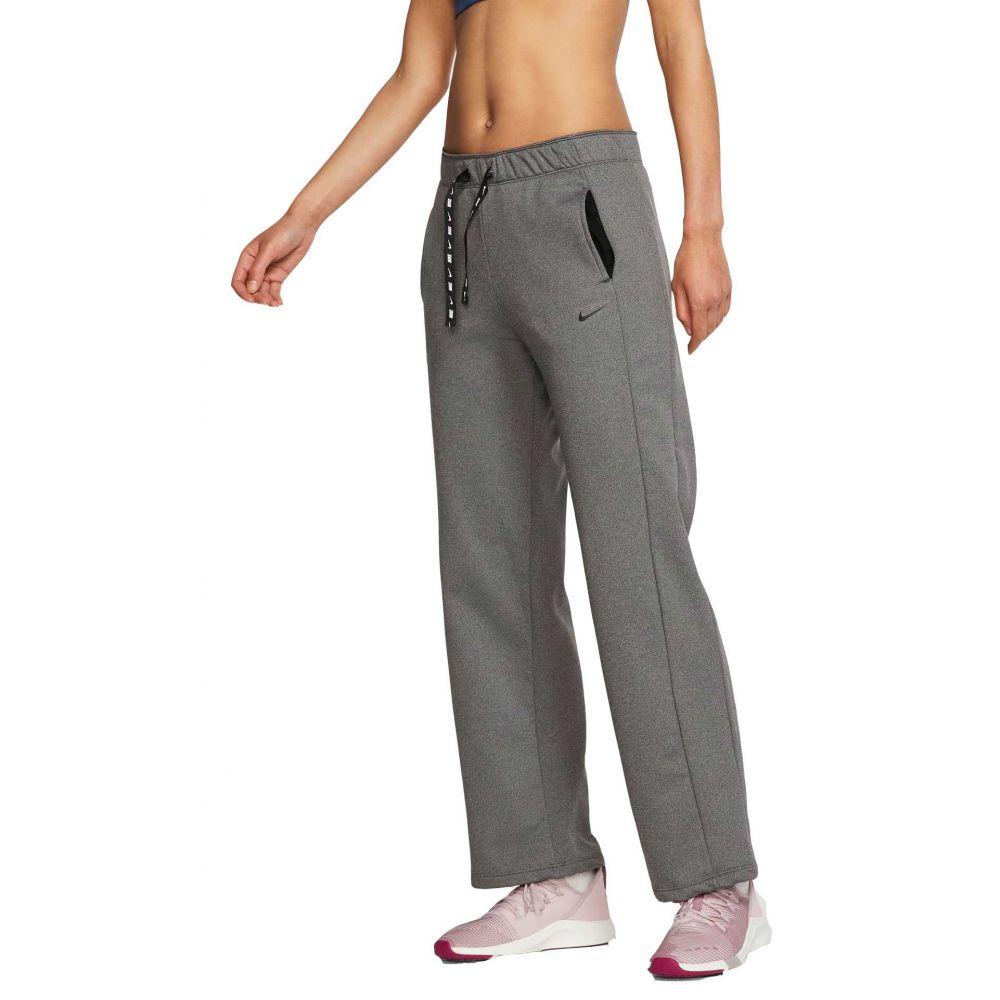 ナイキ Nike レディース スウェット・ジャージ ボトムス・パンツ【Therma Fleece Training Pants】Black/Heather